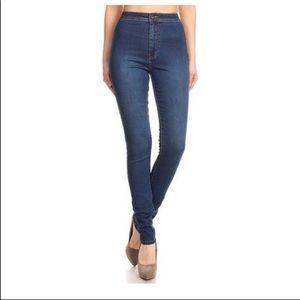 Fashion Nova JC-JQ Jeans NWT Size XL